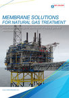 Membrane Solutions for Natural Gas Treatment
